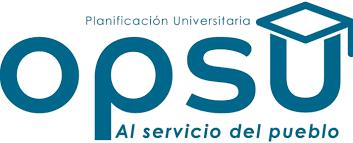 ¡Atención amigo estudiante!, OPSU…